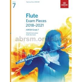 ABRSM FLUTE EXAM PIECES 2018-2021 GRADE 7