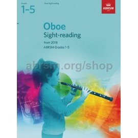 OBOE SIGHT READING FROM 2018 ABRSM 1-5