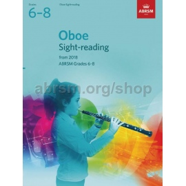 OBOE SIGHT READING FROM 2018 ABRSM 6-8