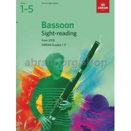 ABRSM BASSOON SIGHT READING 2018 GRADES 1-5
