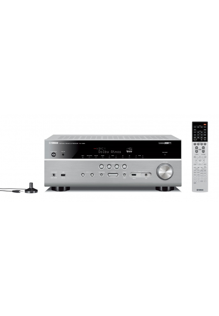 yamaha rx v683 av receivers savins music centre. Black Bedroom Furniture Sets. Home Design Ideas