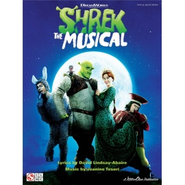 Shrek: The Musical - Vocal Selections with Piano and Guitar