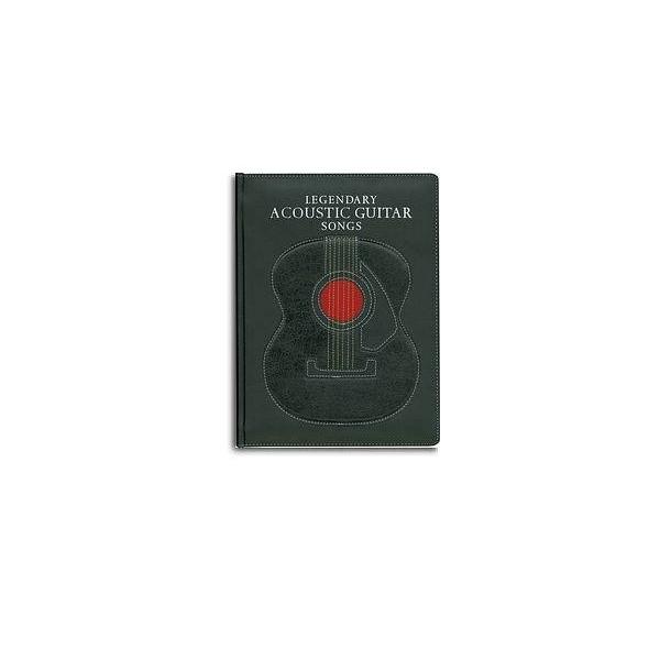 Legendary Acoustic Guitar Songs