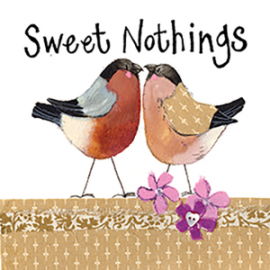 Sweet Nothings Mini Magnetic Notepad