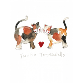 Terrific Tortoiseshells Small Spiral Notepad