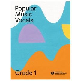 LCM Popular Music Vocals Grade 1