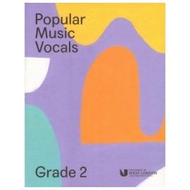 LCM Popular Music Vocals Grade 2