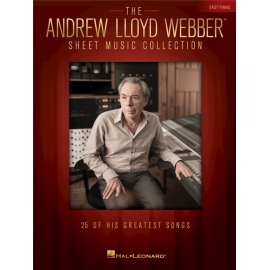 The Andrew Lloyd Webber Sheet Music Collection: 25 Greatest Hits