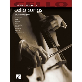 The Big Book of Cello Songs