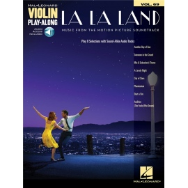 La La Land Violin: Playalong Vol. 69