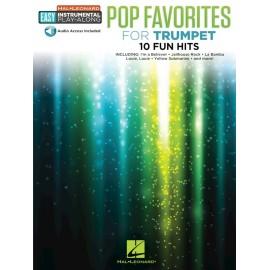 Pop Favourites for Trumpet