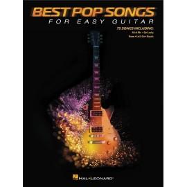 Best Pop Songs For Easy Guitar