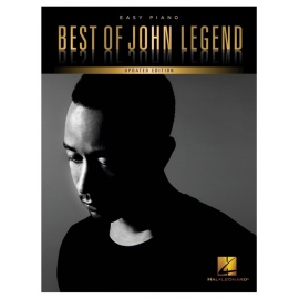 Best of John Legend Updated Version: Easy Piano
