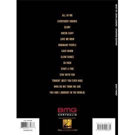 Best of John Legend Updated Version: Easy Piano