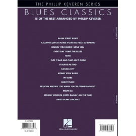 Phillip Keveren: Blues Classics