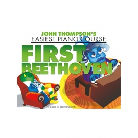 John Thompson's Easiest Piano Course: First Beethoven