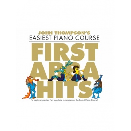 John Thompsons Easiest Piano Course First ABBA Hits