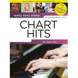 Really Easy Piano Chart Hits Autumn/Winter 2017