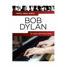 Really Easy Piano: Bob Dylan