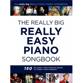 The Really Big Really Easy Piano Songbook