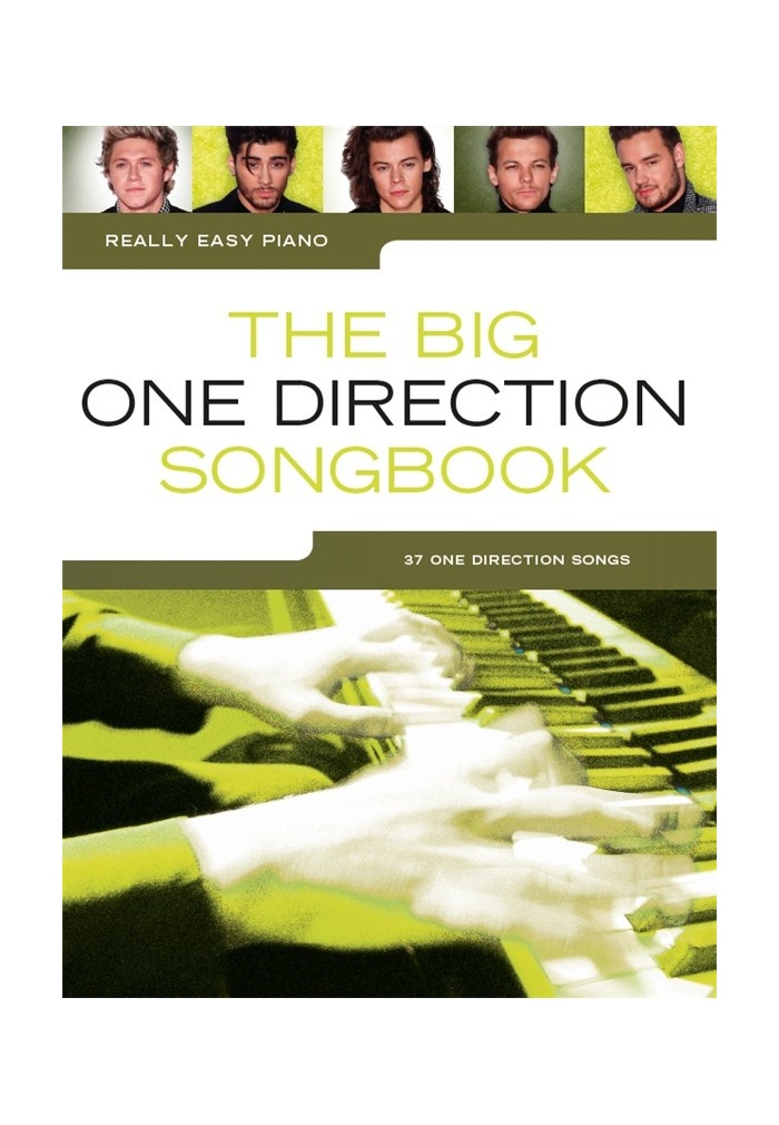 REALLY EASY PIANO: THE BIG ONE DIRECTION SONGBOOK | REALLY EASY PIANO |  SAVINS MUSIC CENTRE