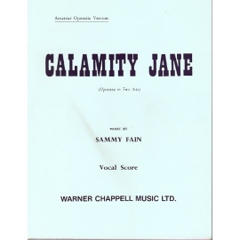 Calamity Jane (Piano & Vocal)