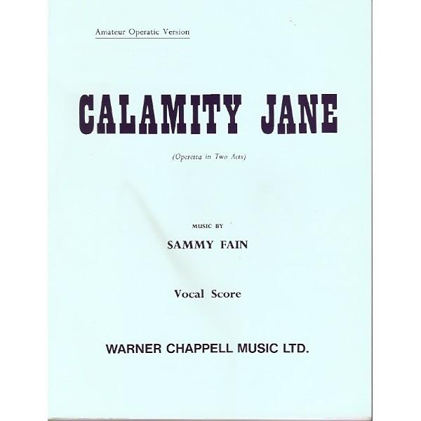 Calamity Jane (Piano & Vocal)
