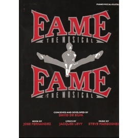 Fame The Musical (PVG)