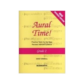 Aural Time! Grade 2 David Turnbull