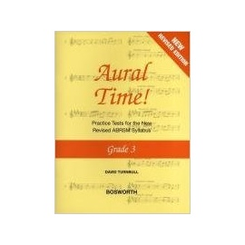 Aural Time! Grade 3 David Turnbull