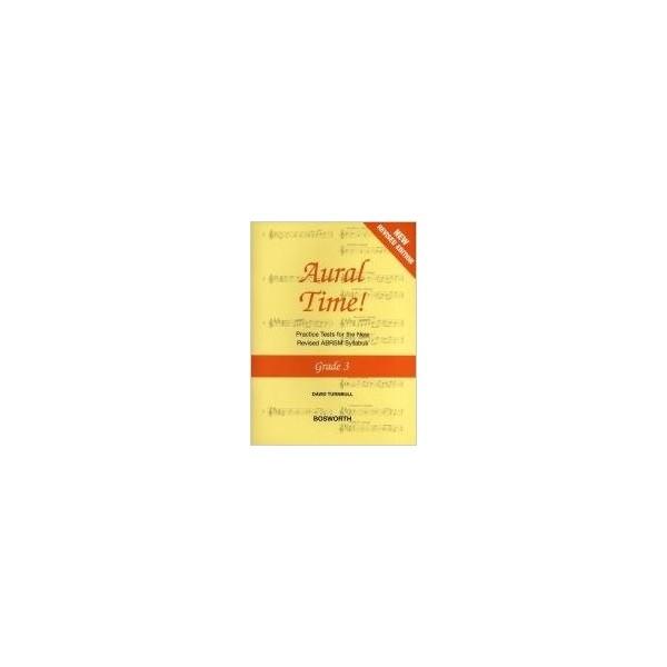 Aural Time! Grade 3 David Turnbull