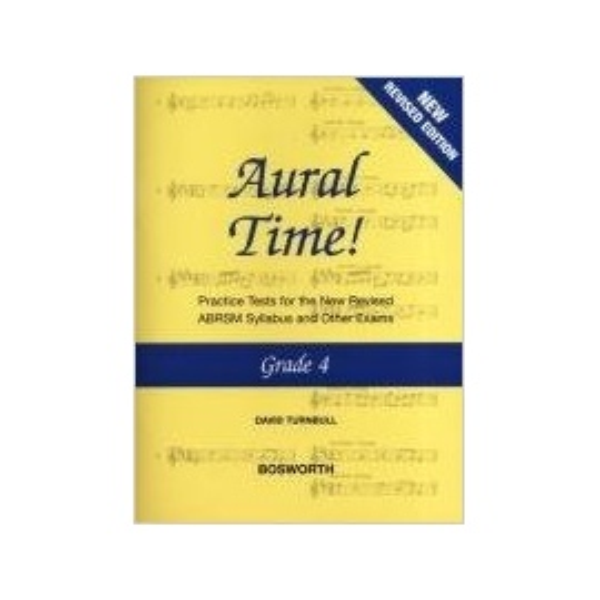 Aural Time! Grade 4 David Turnbull