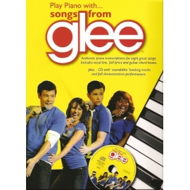 Play Piano with songs from Glee