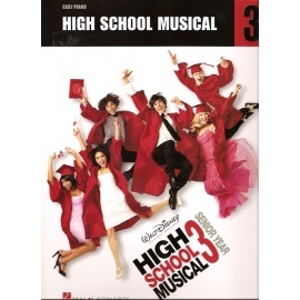 High School Musical 3: Easy Piano