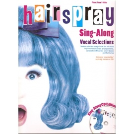 Hairspray Sing Along CD Edition (PVG)
