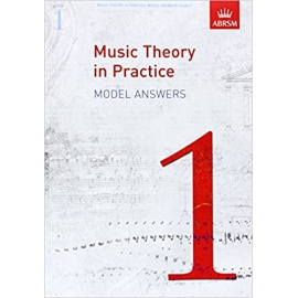 MUSIC THEORY IN PRACTICE MODEL ANSWERS GRADE 1