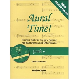 Aural Time! Grade 6 David Turnbull