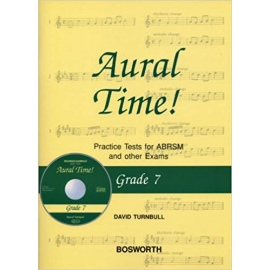 Aural Time! Grade 7 David Turnbull