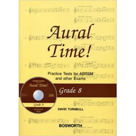 Aural Time! Grade 8 David Turnbull