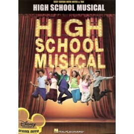 High School Musical Easy Guitar (TAB)