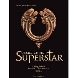Jesus Chirst Superstar (piano/vocal selections)