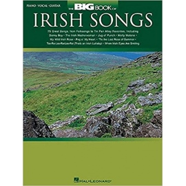 The Big Book of Irish Songs PVG