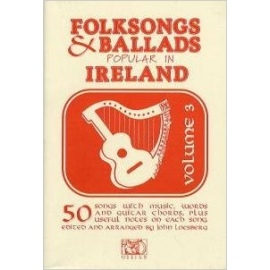 Folksongs & Ballads Popular In Ireland Volume 3
