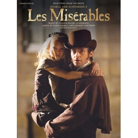Les Miserables (piano/vocal selections)
