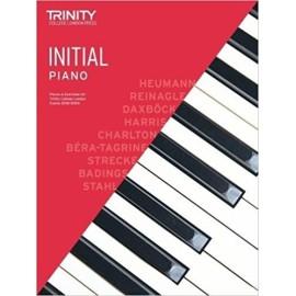 TRINITY PIANO 2018 - 2020 INITIAL