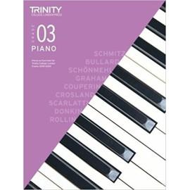 TRINITY PIANO 2018 - 2020 GRADE 3