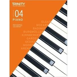 TRINITY PIANO 2018 - 2020 GRADE 4