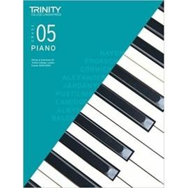 TRINITY PIANO 2018 - 2020 GRADE 5