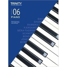TRINITY PIANO 2018 - 2020 GRADE 6