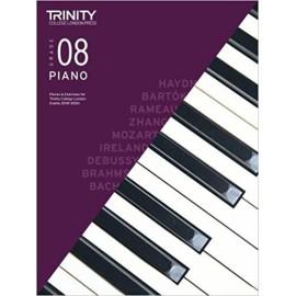 TRINITY PIANO 2018 - 2020 GRADE 8